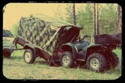 Курганские прицепы. Г/п: 550 кг., масса: 200,00кг.