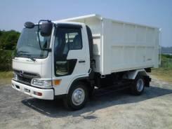 Hino Ranger. HINO Ranger!, 7 900 куб. см., 5 000 кг.
