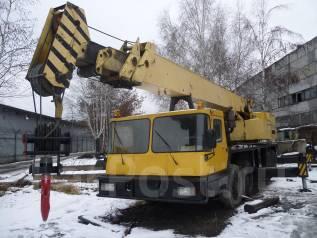 Январец КС 6471. Автокран кс-6471, 6 000 куб. см., 40 000 кг., 34 м.