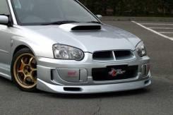 Губа. Subaru Impreza WRX STI, GDB, GD EJ20, EJ207