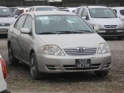 Toyota Corolla. NZE121, 3ZZ