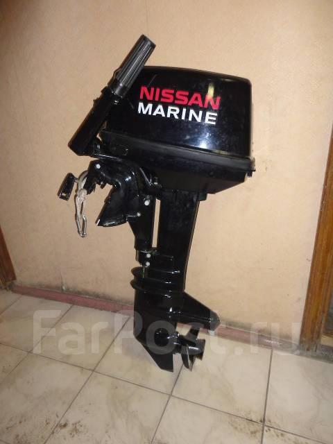 лодочный мотор nissan marine ns 9.8 северодвинск