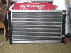 Радиатор охлаждения двигателя. Audi A4, B5 Audi A6, B5