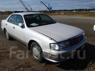 Toyota Crown. JZS143, 2JZGE