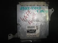 Коробка для блока efi. Toyota Corolla Spacio, AE111, AE111N Двигатель 4AFE
