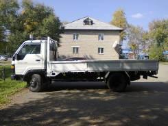 Toyota Dyna. Длинномер, полная пошлина! Обмен!, 3 700куб. см., 3 000кг., 4x2