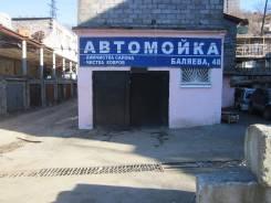 Сдам в аренду бокс 80 кв. м. + подвал 22 кв. м. на Баляева в районе р. Улица Баляева 48а, р-н Баляева, 102 кв.м., цена указана за все помещение в мес...