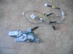 Мотор стеклоочистителя. Toyota Ractis, SCP100