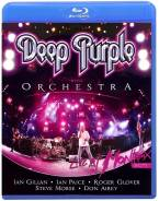 Deep Purple With Orchestra: Live At Montreux 2011 (Blu-ray/фирм. )