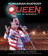 Queen: Hungarian Rhapsody, Live In Budapest (Blu-ray/фирм. )