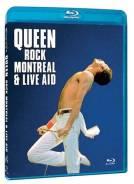 Queen Rock Montreal & Live Aid (Blu-ray/фирм. )