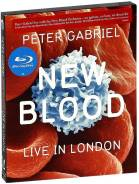 Peter Gabriel: New Blood - Live In London (Blu-ray/фирм. )