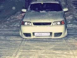 Обвес кузова аэродинамический. Toyota Corona