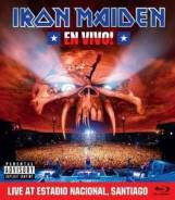 Iron Maiden - En Vivo! (2012)(Blu-ray/фирм. )