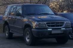 Ford Explorer. автомат, 4wd, 4.0 (150 л.с.), бензин, 200 000 тыс. км
