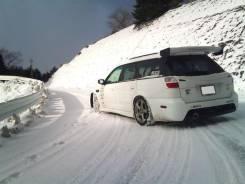 Накладка на дверь багажника. Subaru Legacy, BH5, BHE, BHC, BH9