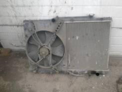 Радиатор охлаждения двигателя. Toyota Camry, SXV20 Двигатель 5SFE