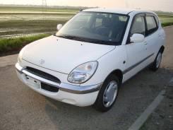 Toyota Duet. M100A, K3VE