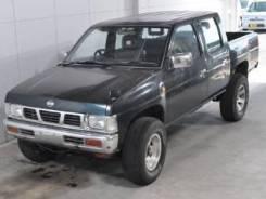 Nissan Datsun. D21, TD27T