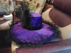 Шляпа разных цветов