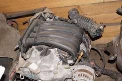 Двигатель. Nissan AD Expert Двигатель HR15DE