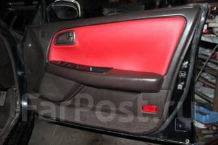 Обшивка двери. Toyota Mark II, GX90