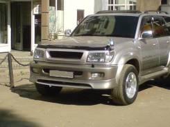 Губа. Toyota Land Cruiser, HDJ101KUZJ100W