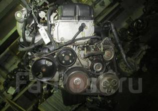 Двигатель в сборе. Nissan Wingroad, WFY11 Двигатели: QG15DE, QG15DELEV