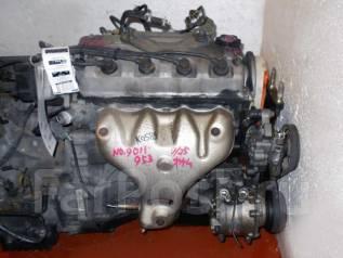 Двигатель в сборе. Honda HR-V, GH3 Двигатели: D16A, D16AVTEC