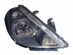 Nissan Tiida C11 (2007>), под эл/корректор. 115-1116R-LDEM2-чёрный отр