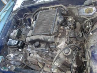 Двигатель в сборе. Toyota Land Cruiser Prado, KZJ95, KZJ95W Двигатель 1KZTE