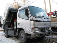 Hino Dutro. Продам грузовик самосвал, 4 100 куб. см., 3 000 кг.