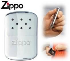 Zippo Hand Warmer — каталитическая грелка!