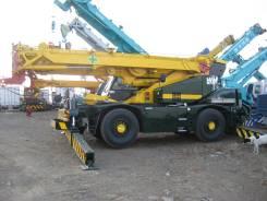 Komatsu LW250. Кран самоходный -5 WING, 11 040 куб. см., 26 000 кг., 35 м.