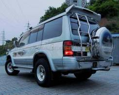 Лестница на пятую дверь на Mitsubishi Pajero 1991-1999г.
