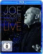 Joe Cocker - Fire It Up: Live (Blu-ray) - Германия.