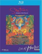 Carlos Santana: Hymns For Peace. Live At Montreux 2004 (Blu-ray)
