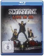 The Scorpions: Get Your Sting & Blackout Live in 3D (Blu-ray)