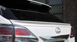 Спойлер на заднее стекло. Lexus RX350 Lexus RX450h Lexus RX270
