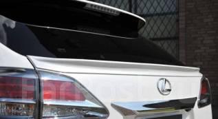 Спойлер на заднее стекло. Lexus RX450h Lexus RX270 Lexus RX350