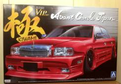 Сборная модель Nissan President G50. +Подарок!