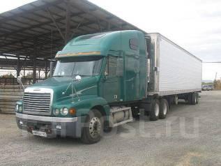 Freightliner Century. Продам Тягач 2003 г. в. + рефрижератор 2000 г. в, 14 000 куб. см., 30 000 кг.