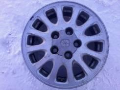 WOLF Wheels. x15, 5x114.30
