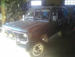 Toyota Land Cruiser Prado. LN78, 2LTE