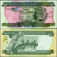 Доллар Соломоновых Островов.