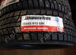 Bridgestone Blizzak Nordic. Зимние, 2013 год, без износа, 4 шт