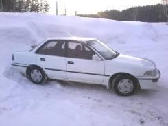 Печка. Toyota Corolla, AE90 Двигатели: 5AF, 5AFE, 5AFHE, 5A