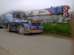 Аренда/услуги автокрана 10т - 25т