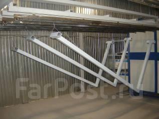 Полимерное покрытие металлических и алюминиевых изделий