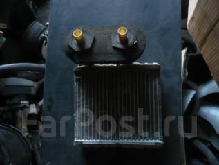 Радиатор отопителя. Nissan Stagea, WGNC34 Двигатель RB25DET